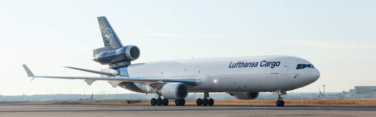 Lufthansa issues temporary ban after dangerous cargo found