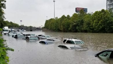 Photo of Record floods in Texas fading, but not gone (forecast video)