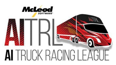 Photo of McLeod Software launches virtual AI Truck Racing League