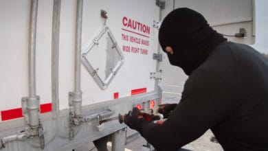 Steep rise in recorded supply chain thefts in EMEA region (Photo: Jim Allen/FreightWaves)
