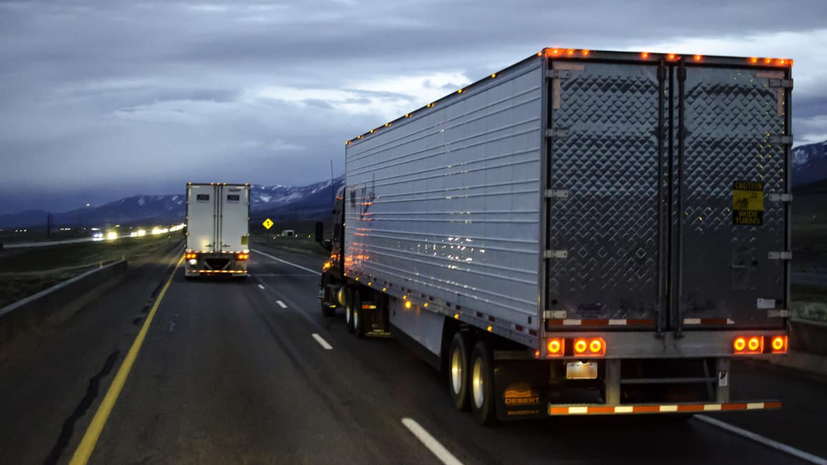 Empowering freight brokers with private digital freight marketplaces (Photo: Jim Allen/FreightWaves)