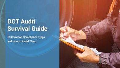 Photo of White Paper – DOT Audit Survival Guide