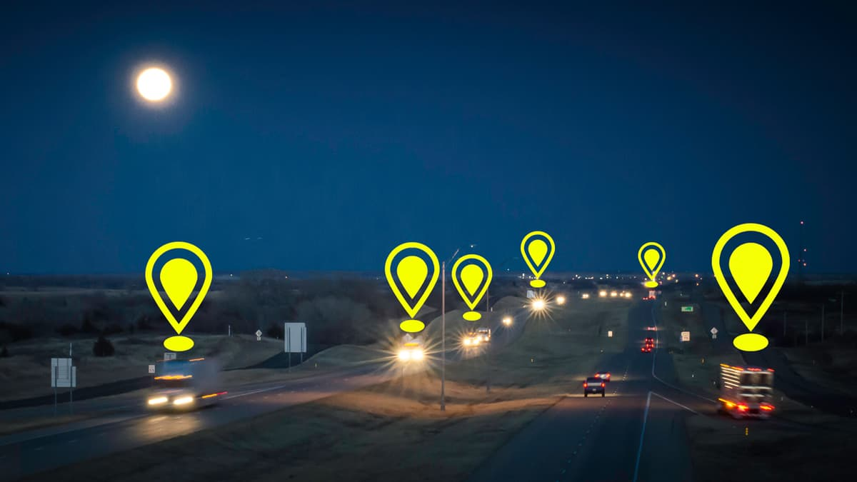 Location intelligence is business intelligence (Photo: Jim Allen/FreightWaves)