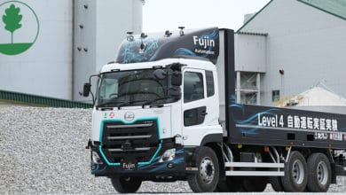 Photo of Video: Volvo unit conducts Japan's first Level 4 autonomous trucking demo