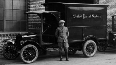 Photo of UPS drivers don a uniform upgrade after 100 years