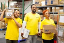Businesses will pay up to 14% more on logistics-related temporary jobs during the upcoming holiday season (Photo: Wonolo)