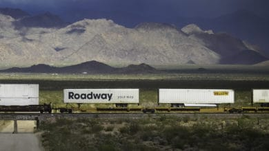 Photo of YRC Freight onboards 600 branded intermodal containers with BNSF's help