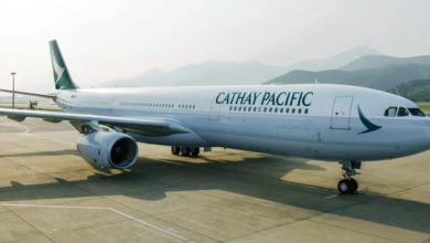 Photo of Cathay Pacific cargo sector takes hit from Hong Kong protests