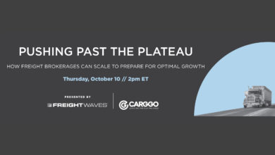 Photo of Pushing Past the Plateau: How Freight Brokerages Can Scale to Prepare for Optimal Growth