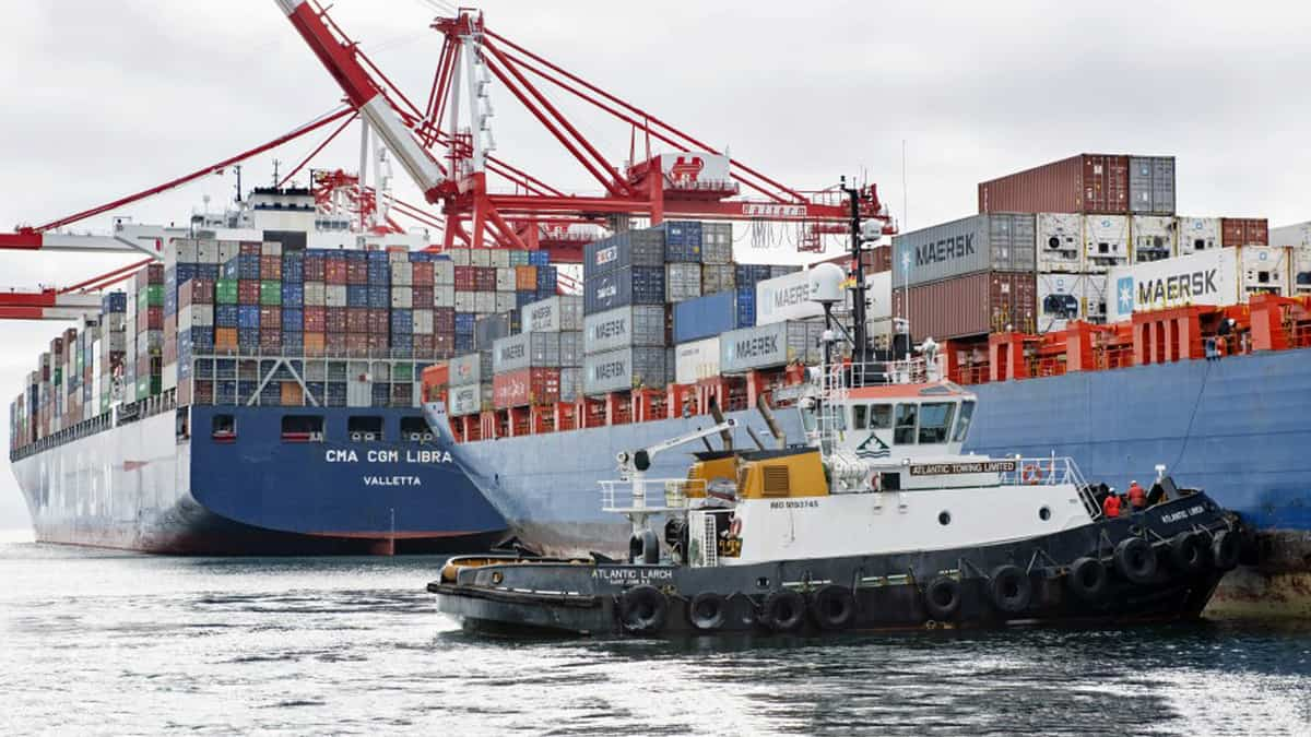Dorian poised to hit eastern Canada and the Port of Halifax