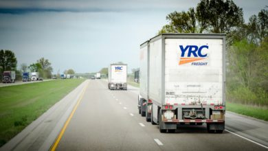 Photo of Fisher out, Pierson back in as YRC CFO; board chairman named