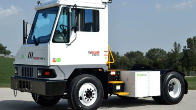 Photo of Penske Truck Leasing adds electric yard tractor to its demonstration fleet