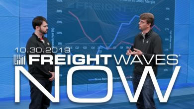 Photo of FreightWaves NOW: Freight broker performance and the Drayage Update
