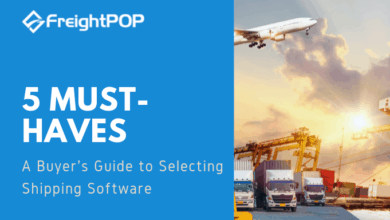 Photo of White Paper – 5 Must Haves: A Buyer's Guide to Shipping Software