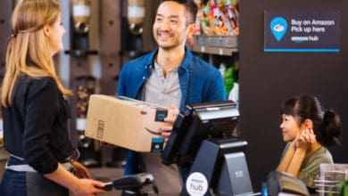 Photo of Amazon expands its in-store pickup service Counter, adds GNC, Health Mart and Stage Stores