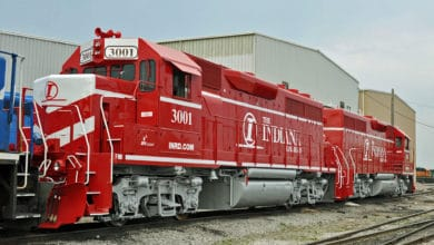 Photo of Indiana short line, rail groups file lawsuit over Illinois' crew size law
