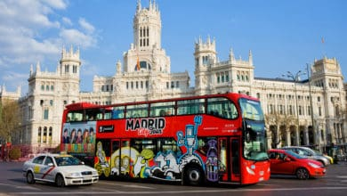 Blockchain unifying public transport payments across Madrid, Spain (Photo: Shutterstock)