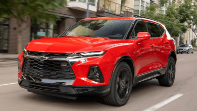 Photo of GM suspends production of the Chevy Blazer at its Mexico plant