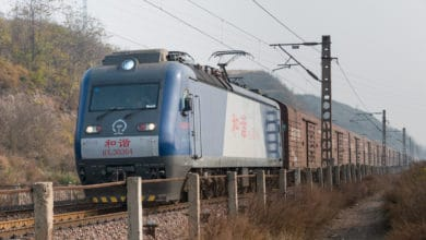 Photo of China establishes yet another freight train route to Europe that is over 7,000 miles long