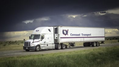 Photo of Covenant blames weak freight environment for drop in revenue and net income in 3Q