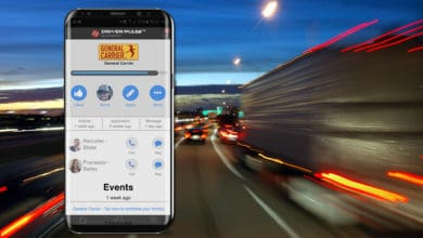 Photo of Mobile app creates a transparent hiring process for recruiters and truck drivers