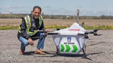 Photo of Drone Delivery Canada says Edmonton airport hub will be first of its kind