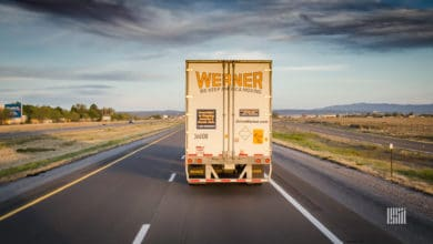 Photo of Federal appeals court overturns nearly $800,000 award in Werner driver trainee FLSA lawsuit