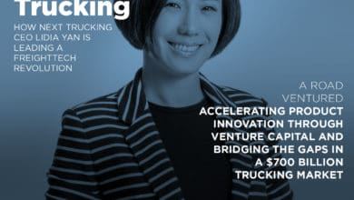 Photo of Most Influential Women In Trucking, NEXT Trucking's CEO Lidia Yan [podcast]