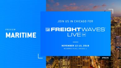Photo of FreightWaves LIVE Chicago adds maritime to agenda