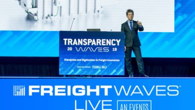 Photo of FreightWaves LIVE [podcast] Transparency19 keynote David Rowan, former editor of Wired UK