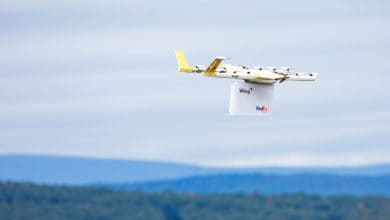 Photo of Wing teams up with FedEx, Walgreen for milestone drone delivery