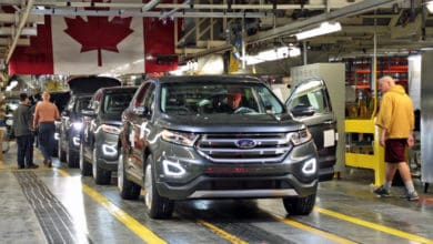 Photo of Ford to cut production, jobs at its largest Canadian plant