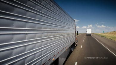 Photo of Freight Futures daily curve: 10/7