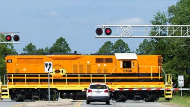 Photo of Genesee & Wyoming subsidiary upgrades infrastructure in Georgia