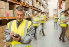 The practicality behind retaining warehousing workforce in a tight labor market (Photo: Shutterstock)