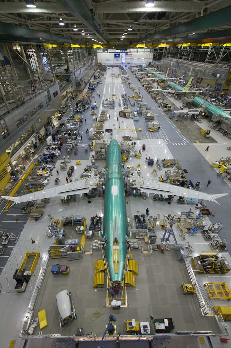 Boeing deliveries plummet in Q3 - FreightWaves