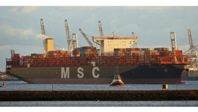 Photo of Port Report: MSC adds to big ship trove with latest $762m order
