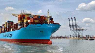 Photo of Maersk looks at plant fiber fuel      to cut shipping's carbon output
