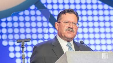 Photo of FMCSA chief Ray Martinez leaves the agency