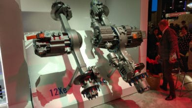 Photo of Meritor expands its electric axle line
