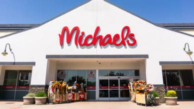 Photo of Michaels craft stores now function as UPS drop off and pick up locations