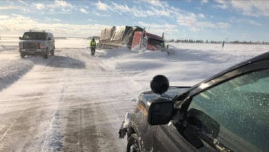 Photo of Record-breaking snowstorm trudging through Plains (forecast video)