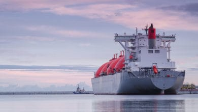Photo of LNG shipping rates now far exceed crude-tanker rates