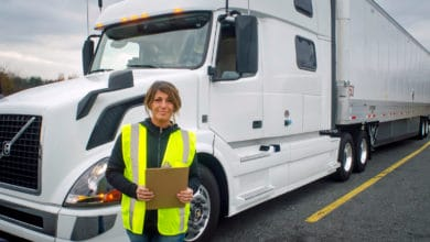 Photo of NFI finds spotlighting female drivers helps recruit other women