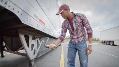 Positive conversations between fleets and drivers a basic necessity that's often ignored (Photo: Jim Allen/FreightWaves)
