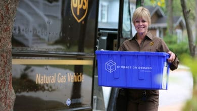 Photo of UPS, in latest density push, pays customers to pick up at alternate locations