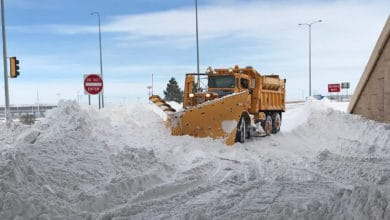 Photo of Historic snowstorm to keep slamming Plains into weekend