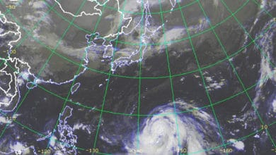 Photo of Typhoon Hagibis could slam Japan late this week