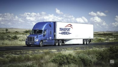 Photo of TFI powers through flat quarter with resilient truckload businesses
