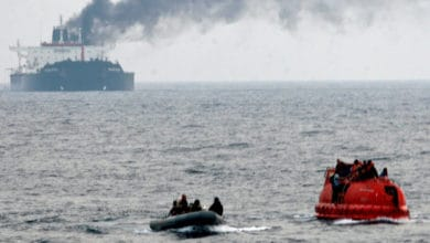 Photo of UK judge: Greek owner faked pirate attack, set own ship ablaze
